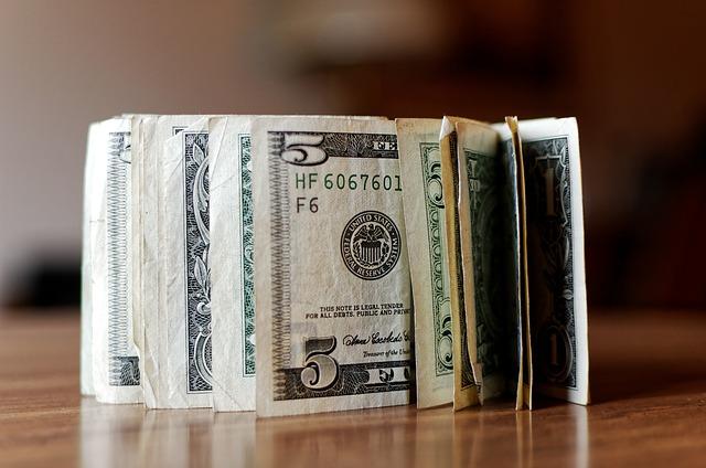 svazek peněz